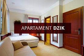 apartament dzik