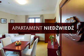 apartament niedzwiedz